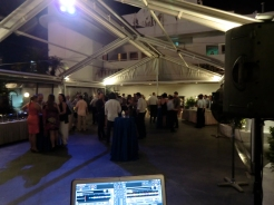 Engagement party background tunes, Royal HK Yacht Club