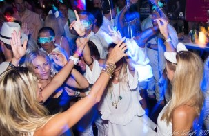 Billy and Barnaby's 3rd White Party