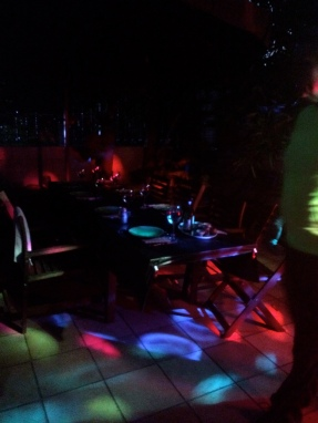 Garden party with Club Lighting Package