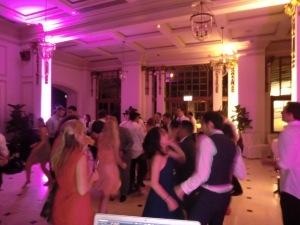 Wedding party, Repulse Bay Verandah