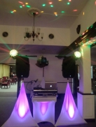 optional Party Package lighting