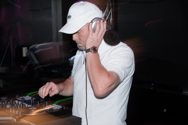 In the mix. Billy and Barnaby's White Party 2016, at Volar, HK