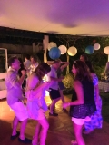 Garden party with Ibiza anthems!